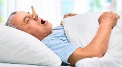 orrcsipesz horkolás