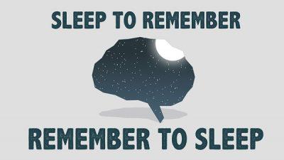 Az alvás és az emlékek