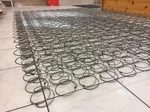 táskarugós matrac