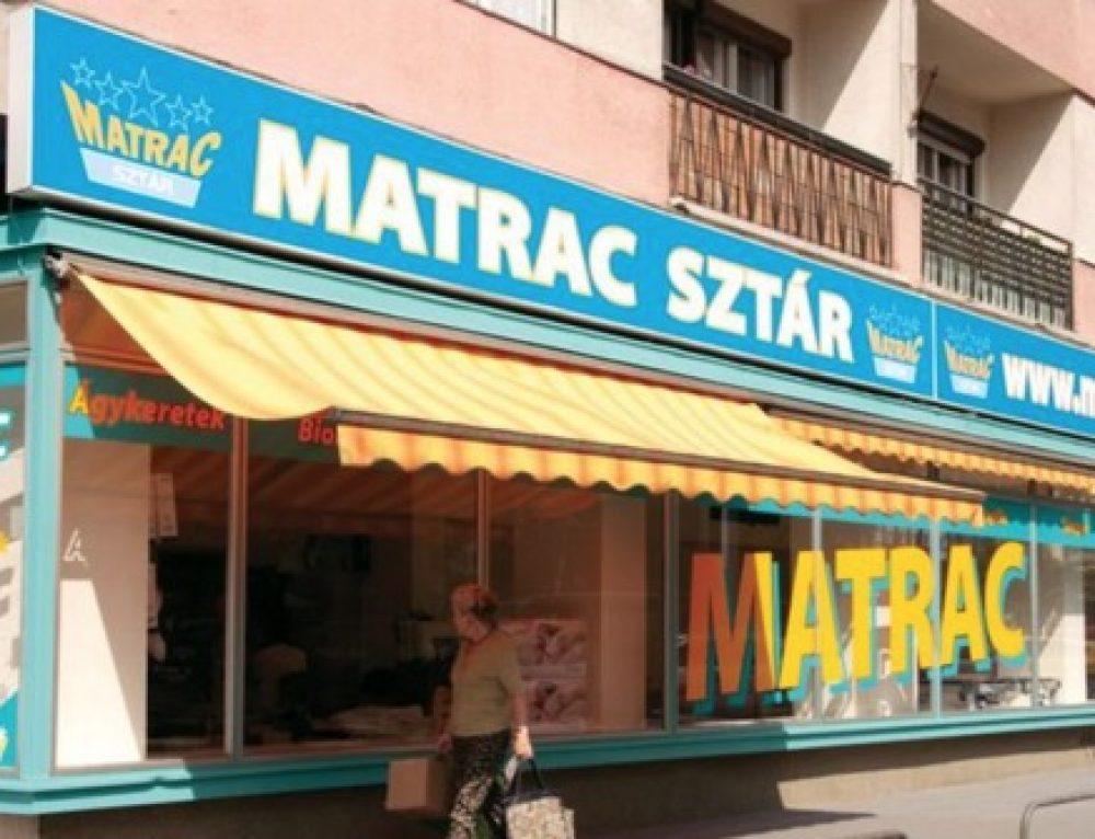 Matrac Sztár szaküzlet