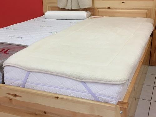 matracvédő gyapjú derékalj