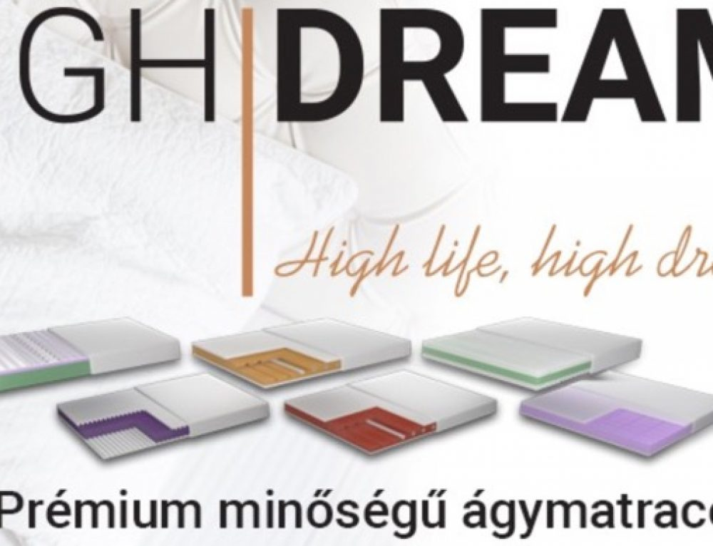 High Dream matracok