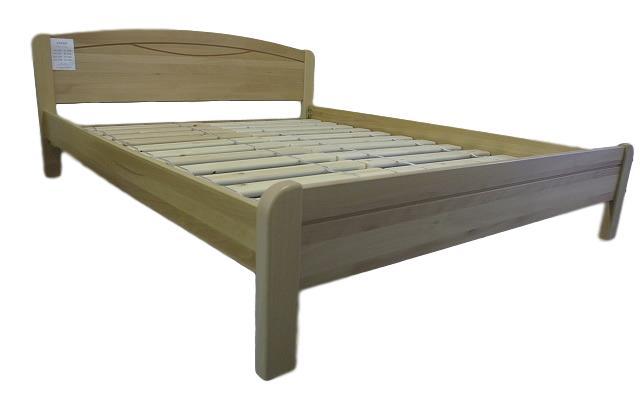 Anton bükk ágyneműtartós ágy