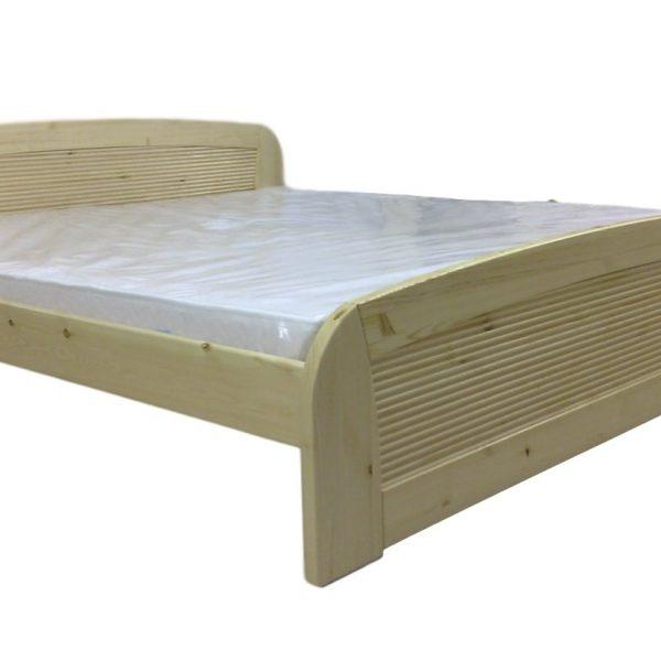 Atlanti ágyneműtartós bükk ágy