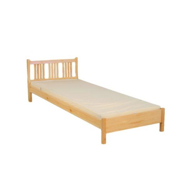Balázs fenyő ágyneműtartós ágy