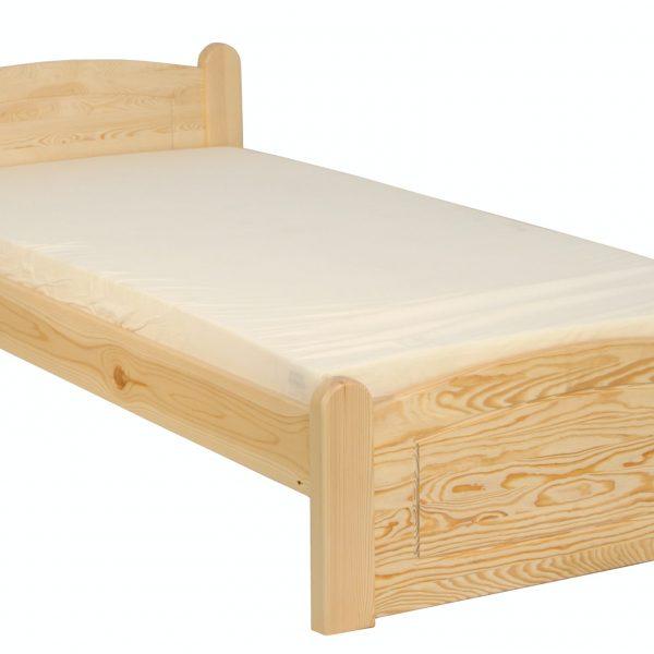 Béci fenyő ágyneműtartós ágy
