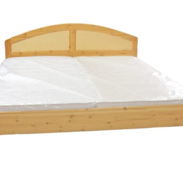 Dani fenyő ágyneműtartós ágy