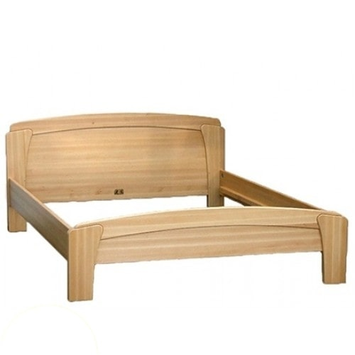Euro bükkfa ágykeret