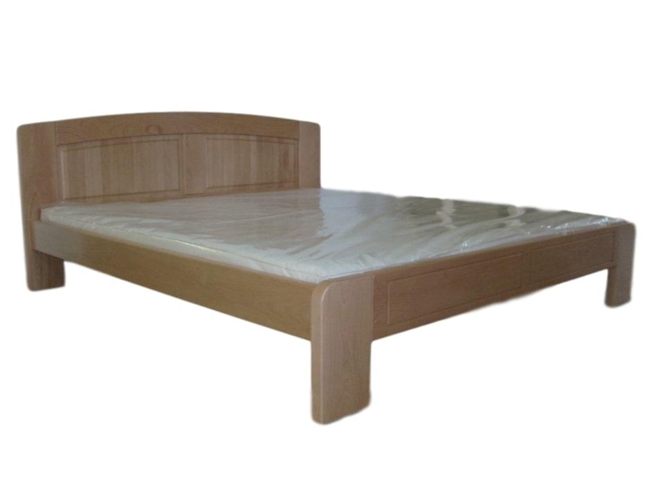Genf bükk ágyneműtartós ágy