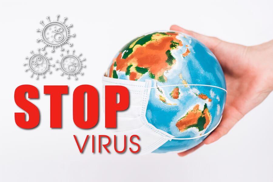 Koronavírus elleni intézkedések a Matracman Shopban